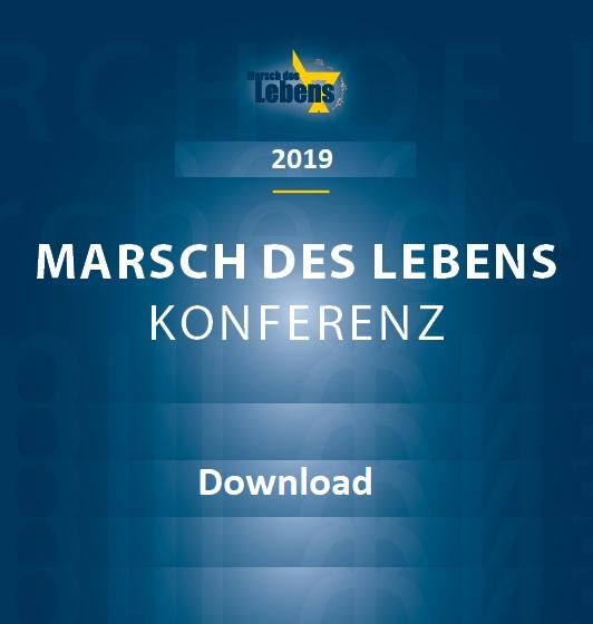 Marsch des Lebens Konferenz 2019 (MP3-DOWNLOAD)