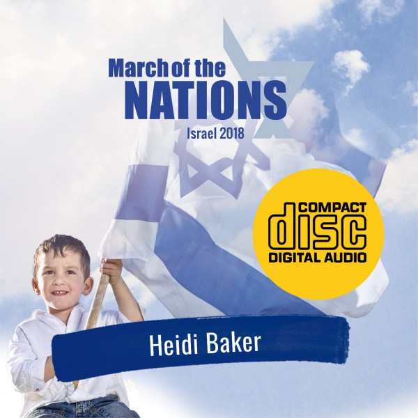 MoN Heidi Baker (Audio-CD)