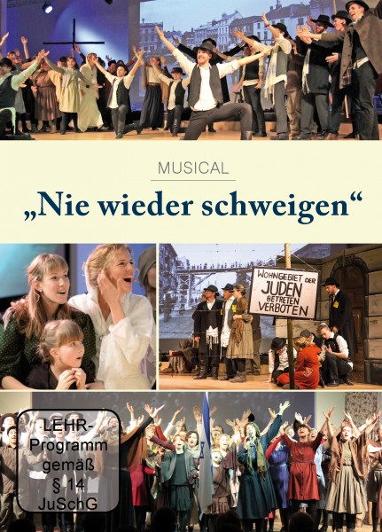 Musical - Nie wieder schweigen (DVD)