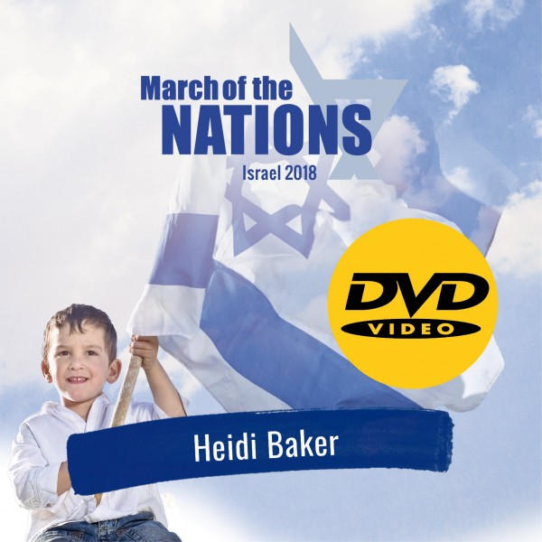 MoN Heidi Baker (Video-DVD)