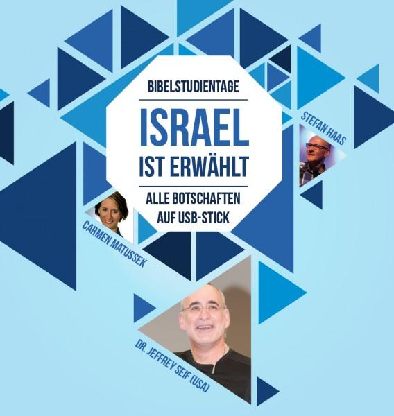 Israel ist erwählt (USB-Stick)