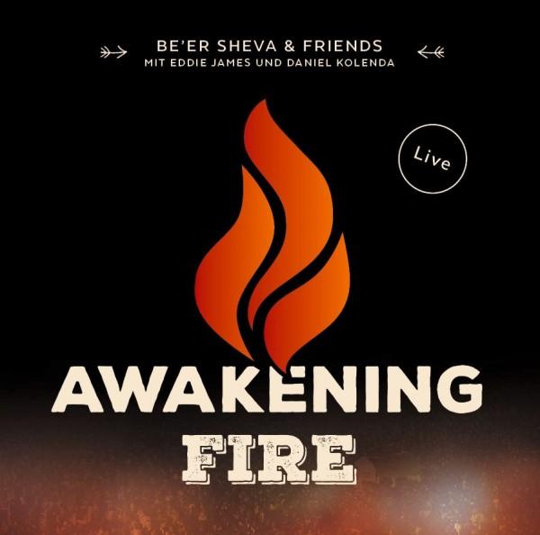 Awakening Fire - live (CD)