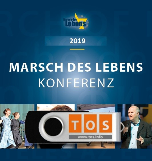 Marsch des Lebens Konferenz 2019 (MP3-USB-Stick)