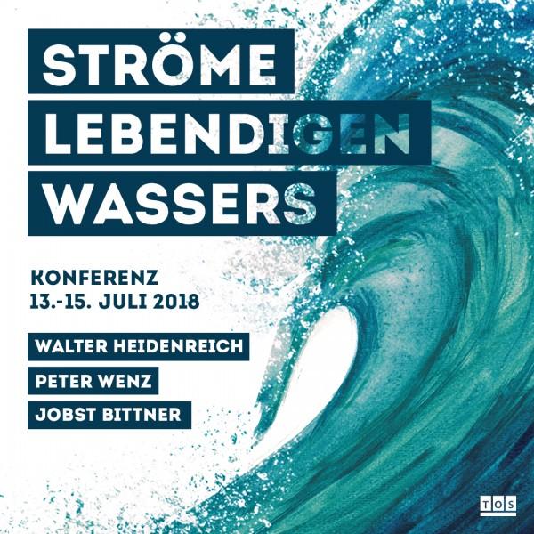 Ströme des lebendigen Wassers (MP3-CD)