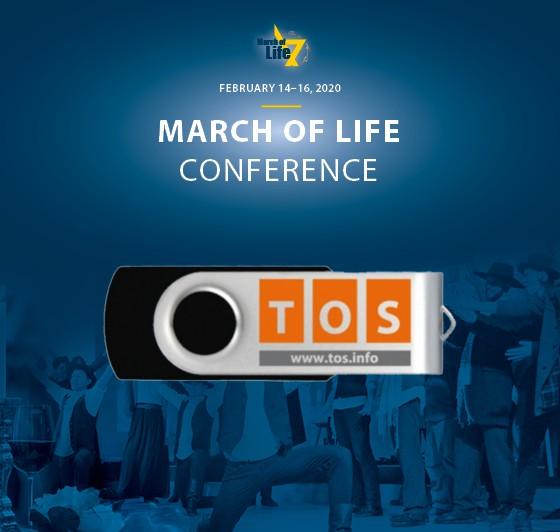 Marsch des Lebens Konferenz 2020 (MP3-USB-Stick)