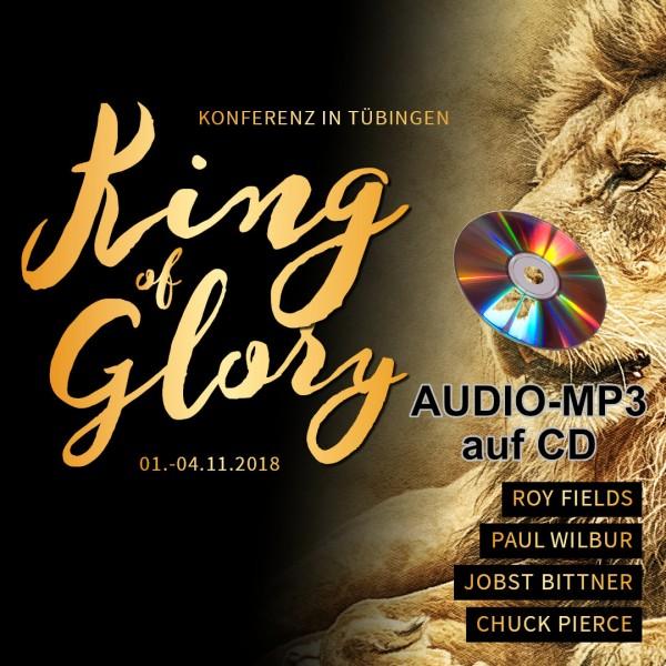 King of Glory Audio-MP3 alle Botschaften auf CD