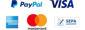 Bezahlung per paypal möglich